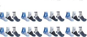 om trading Men & Women Ankle Length Socks