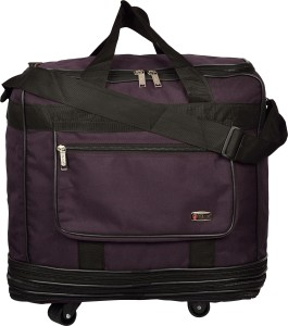 Trekker DFJUMBO2PL (Expandable) Travel Duffel Bag