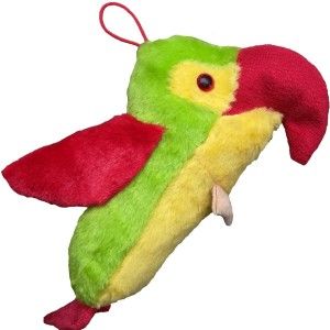 COST TO COST Parrots Soft Toy  - 25 cm