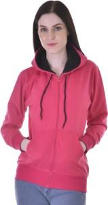 Christy World Full Sleeve Solid Women's Sports Jacket Jacket