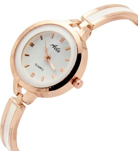 549a52be754 Aelo Rose Gold Metal Strap Fashion Watch For Girls Best Price in ...