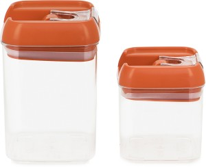 Flipkart SmartBuy Flip lock Containers Pack of 2