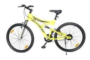 da8c347b571 Hercules Roadeo A200 Single Speed 26 T Single Speed Mountain CycleGreen