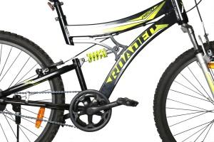 37fcb50ccbe Hercules Roadeo A200 Single Speed 26 T Single Speed Mountain CycleBlack,  Green