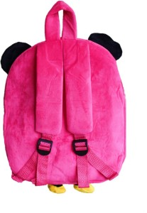f3eb96339e toyjoy Hello Kitty school bag 35cm for kids  girls boys children plush soft bag  backpack cartoon bag gift for kids - 35 cmPink