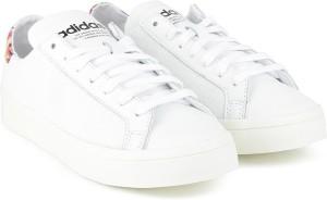 9c800c70556038 Adidas Originals COURTVANTAGE W Sneakers White Best Price in India ...
