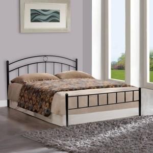 FurnitureKraft Nancy Metal King Bed
