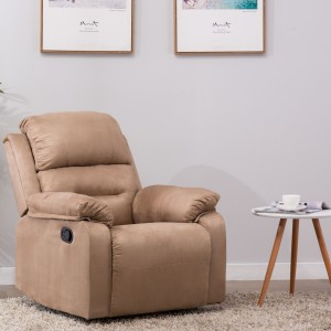 Perfect Homes by Flipkart Wayne Single Seater Fabric Recliner