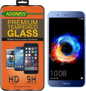 Adoniss Tempered Glass Guard for Huawei Honor 8 Pro