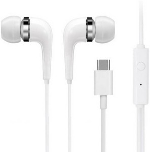 Dice Type-C Headphone Earphone Headset with Mic