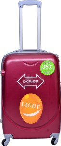 PRAGEE EXCLUSIVE CHECK IN LUGGAGE TROLLEY BAG ( HARD SELL) Check-in Luggage - 24 inch