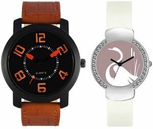 Shivam Retail VL20VT26 New Latest Collection Boys & Girls Combo Watch  - For Men & Women
