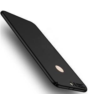 f41d88bb65 Spicesun Back Cover for Mi Redmi A1 Black Plastic Best Price in ...