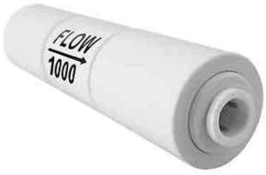 PK Aqua 1 Pcs Flow Restrictor 1000 ML- RO Spare Compatible for most of the RO Models. Hose Pipe