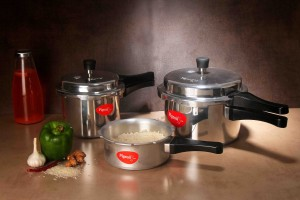 47783cb10 Pigeon Special Combo Pack 2 L 3 L 5 L Pressure Cooker with Induction Bottom  Aluminium Best Price in India