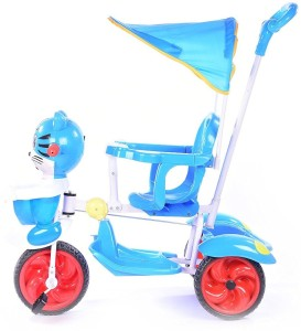 0c251fd016b Planet of Toys POT8031ATRICYCLE Tricycle Blue Best Price in India ...