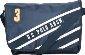 6b8459f36d4c U S Polo Assn Messenger Bags Price in India U S Polo Assn
