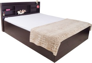 Eros Engineered Wood Queen Bed