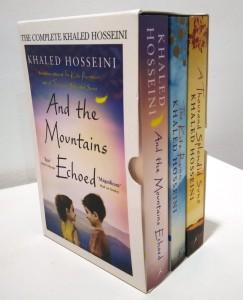 The Complete Khaled Hosseini - Box Set (English) price comparison at Flipkart, Amazon, Crossword, Uread, Bookadda, Landmark, Homeshop18