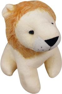 Casotec Cute Lion Stuffed Soft Plush Soft Toy  - 18 cm