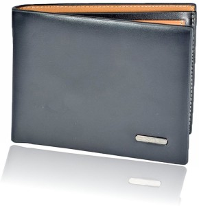 Bogesi Men Black Artificial Leather Wallet