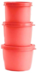 Tupperware Kit Cup  - 200 ml, 160 ml, 130 ml Polypropylene Fridge Container, Utility Box, Grocery Container, Spice Container