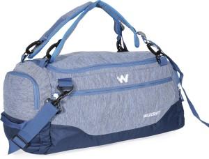 b39744beb3cc Wildcraft Venturer Travel Duffel Bag Blue Best Price in India ...