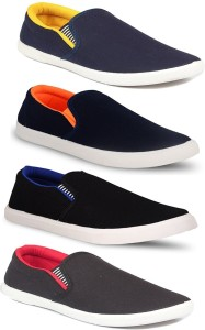 Scatchite Casuals, Loafers, Mocassin, Slip On Sneakers, Canvas Shoes