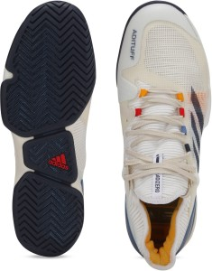 a592142ff Adidas ADIZERO UBERSONIC 2 PW Tennis Shoes White Best Price in India ...