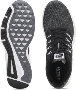 bf44da0003e Nike RUN SWIFT Running Shoes Black Best Price in India