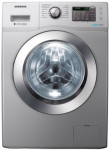 Samsung 6.5 kg Fully Automatic Front Load Washing Machine Silver