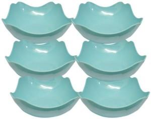 Megalite green melamine bowl set piece (Green) Melamine Bowl Set