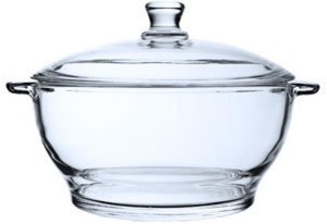 DUCATI MICROWAVE AND DISHWASHER SAFE Glass Bowl