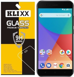 Klixx Tempered Glass Guard for Mi A1 (5.5 inch)