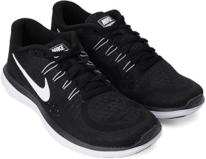 7b00d4757a81 Nike WMNS NIKE FLEX 2017 RN Running Shoes Black Best Price in India ...