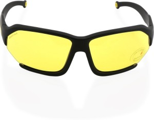 8c4230727a Fastrack Sports Sunglasses Yellow Best Price in India