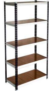 GIRAFFE Metal Open Book Shelf