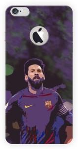 Chaapkhana Back Cover for apple Iphone6 6s logocut Multicolor, Plastic