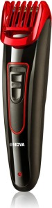 Nova NHT 1072 Dura Power Fast Charge Titanium Coated USB Trimmer For Men