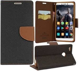 iPaky Wallet Case Cover for Vivo V7 Plus