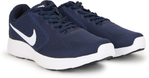 Nike REVOLUTION 3 Running Shoes Blue Best Price in India  7ee2ebe06488