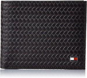 Tommy Hilfiger Men Multicolor Genuine Leather Wallet