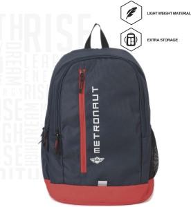 0e976cb88a Metronaut Streak 16 2 L Backpack Blue Orange Best Price in India ...
