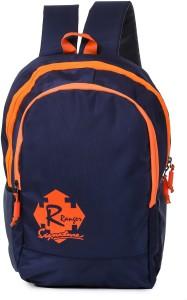 Ranger Ranger Signature Blue-Orange School bag, Casual bag, Laptop bag School Bag