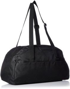 Puma Core Active Sportsbag M Gym Bag Black Best Price in India ... 623eb0c9e00df