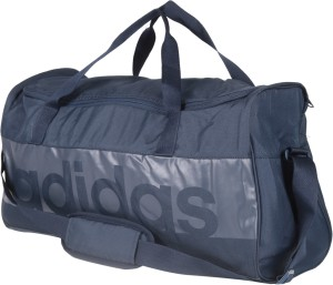Adidas Lin Per Tbs Travel Duffel Bag Blue Best Price in India ... a7a157eebed13