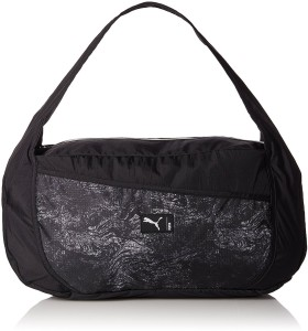Puma Studio Barrel Bag Gym Bag Black Best Price in India  2902dac7aefe1
