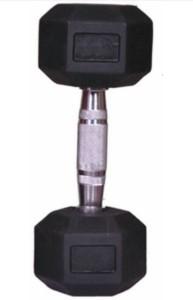 Monika Sports moni hexagonal dumbell Fixed Weight Dumbbell