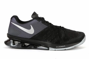 d9e08a13bb74 Nike REAX LIGHTSPEED II Training Shoes Black Best Price in India ...