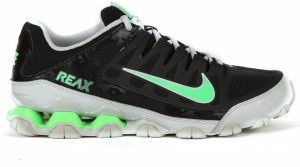 9d11be59650 Nike REAX 8 TR MSL Training Shoes Black Best Price in India